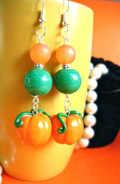 Zucche di halloween colorate