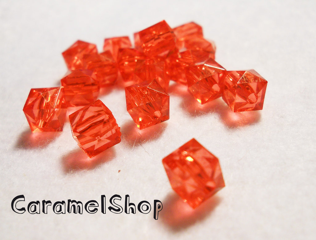 perline rosse