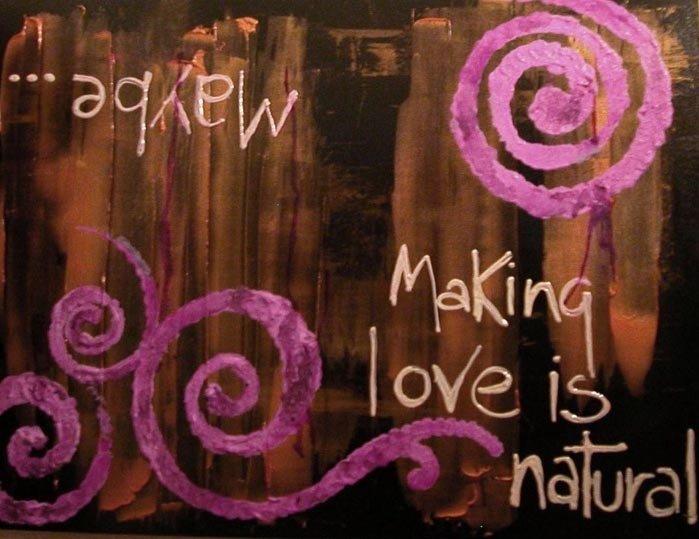 """quadro """"Making"""""""