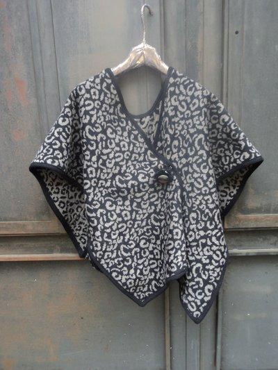 cappa reversibile - reversible knits cap