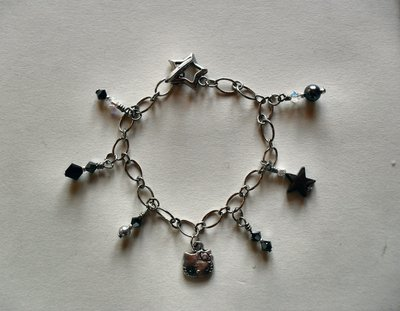 "Bracciale ""KITTY STAR"""