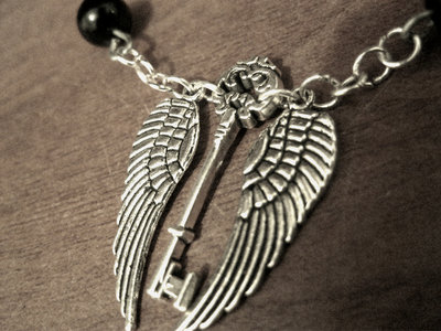 Key to heaven necklace
