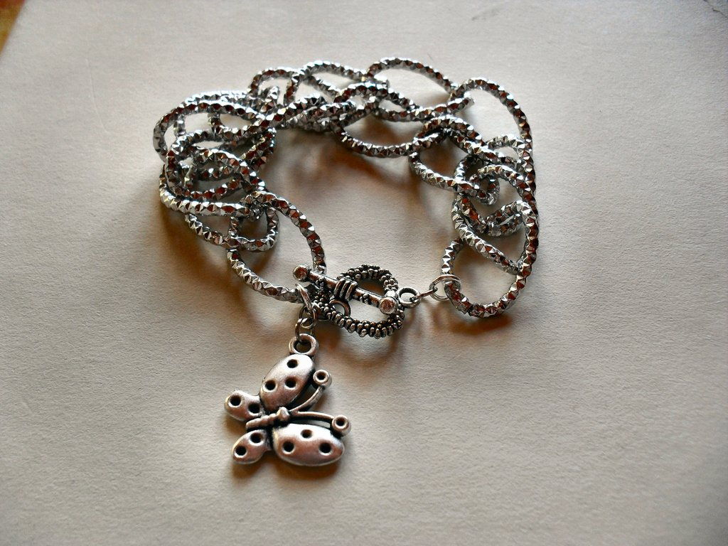 "Bracciale variante ""BUTTERFLY"""