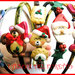 Cerchietto Natale Capelli accessori ORSETTO idea regalo kawaii