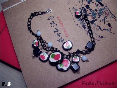 SUSHI TIME bracelet*