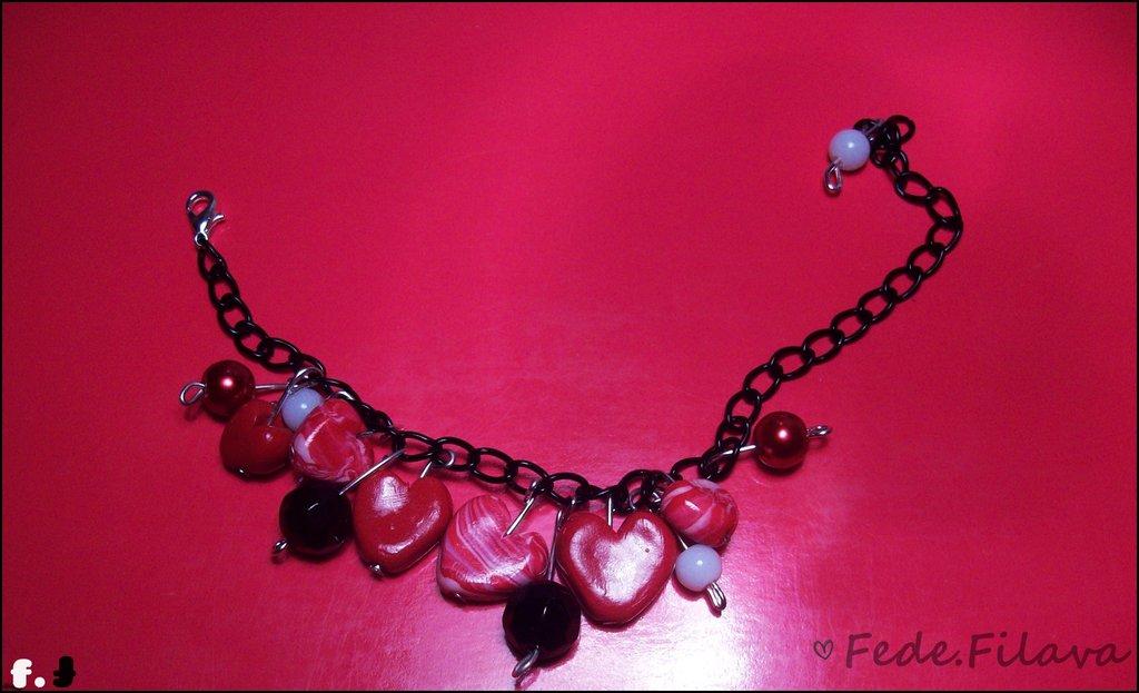 LOVE.LOVE.LOVE Bracelet