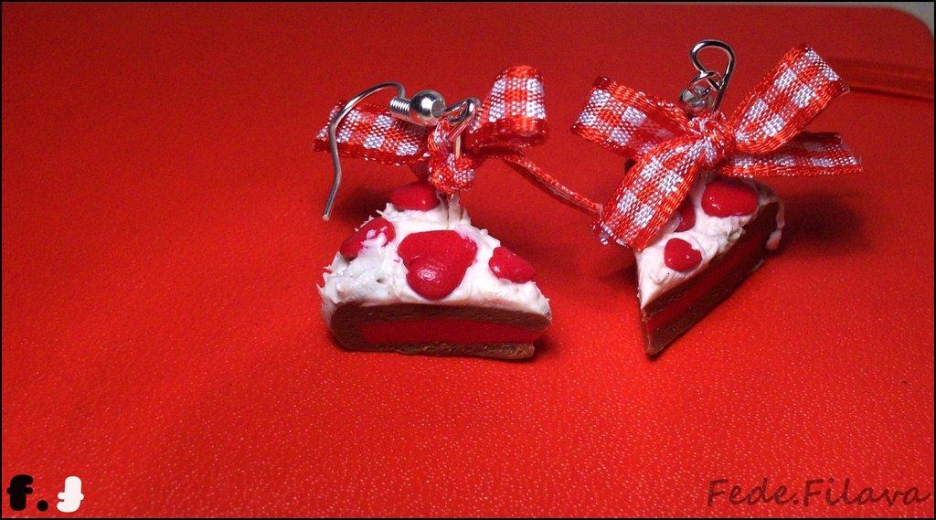LOVE CAKE orecchini