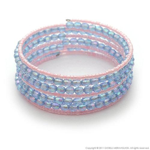 """""""Aurora borealis"""" bracelet"""