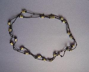 Collana metallica