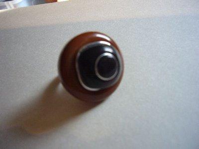 Anello bottoni vintage