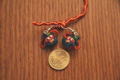 Mini orecchini fatine... deliziose!!!