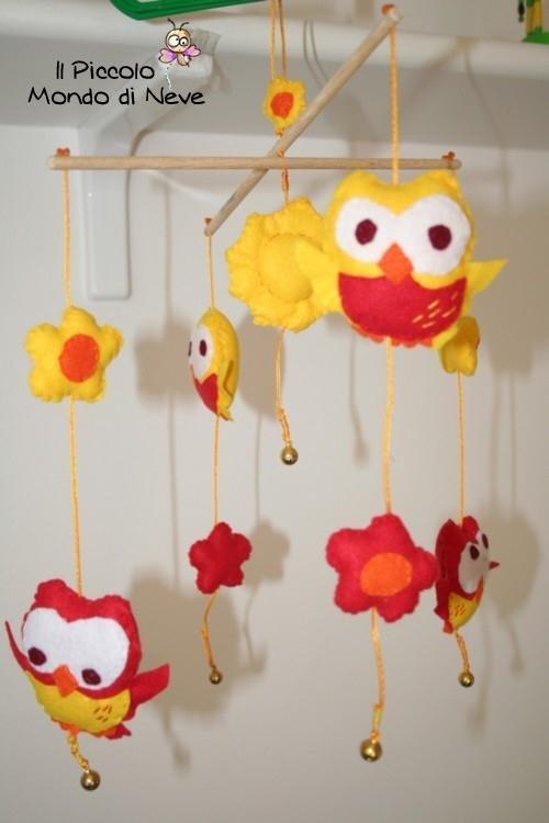 Giostrina per Bambini - Summer Owl