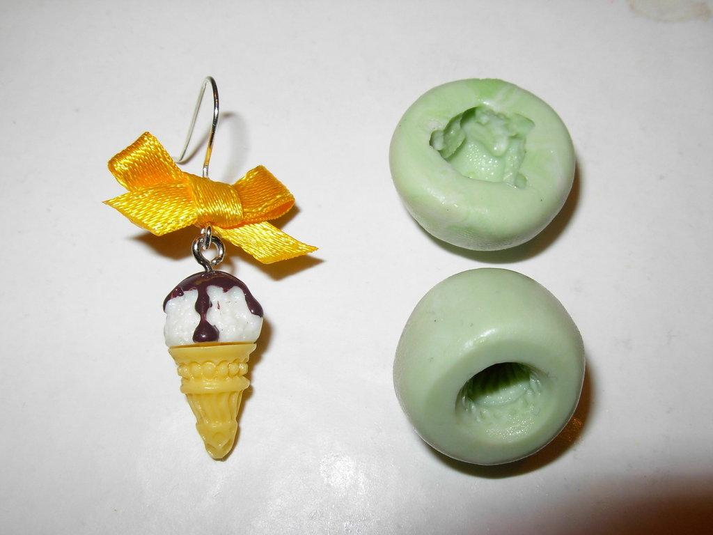 stampo cono gelato