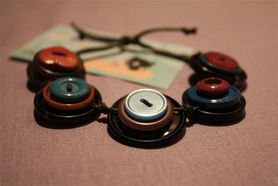 Bracciale magia di bottoni