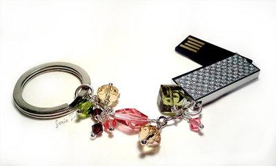 Tuttifrutti - Chiavetta di memoria gioiello Pen Drive USB da 8Gb