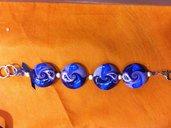 Bracciale perle Swirl