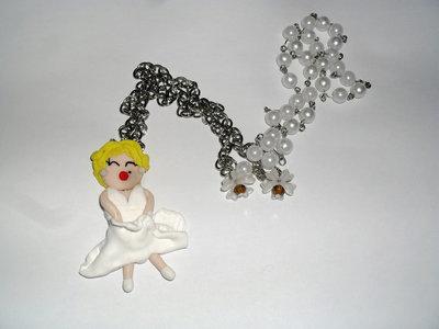 collana Marilyn Monroe