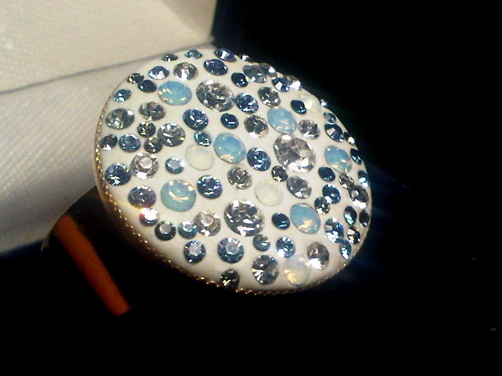 Anello Lumière - Limited Edition - Crystallized with Swarovski