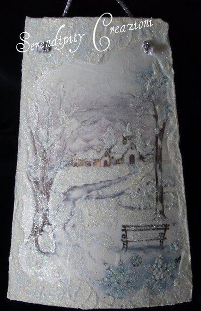 Coppo Paesaggio di Ghiaccio
