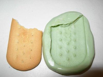 stampo biscotto con morso