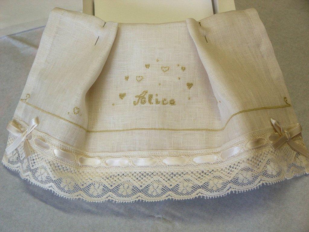Asciugamano Battesimo
