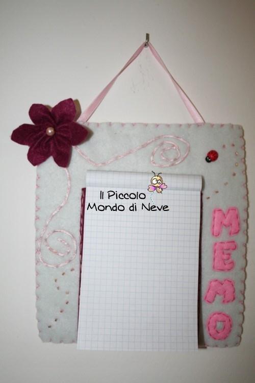 Porta Block-Notes/Memo