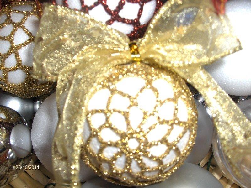 Palline Natalizie Alluncinetto Feste Natale Di Irene Vincig