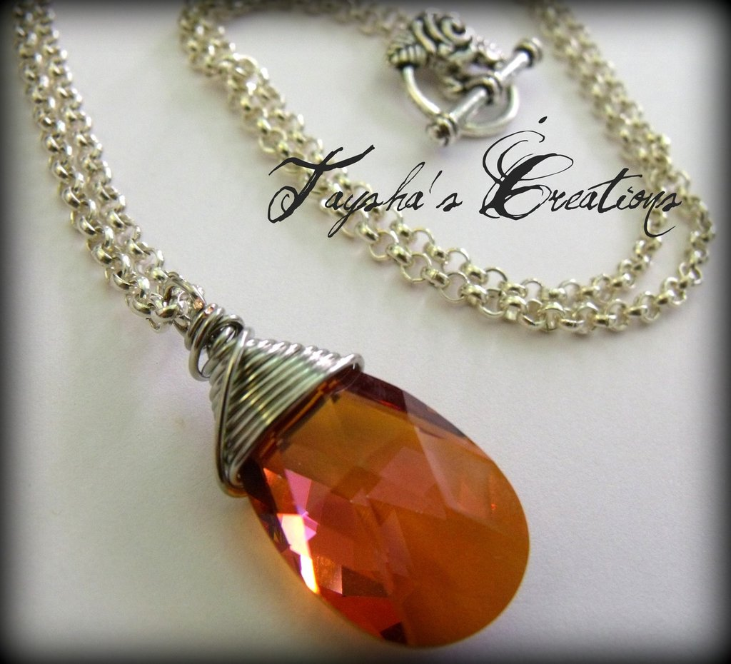 ''my sparkling shadow 2'' collana - venduta