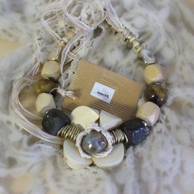 Collana ceramica raku - nB_1rsLgRk