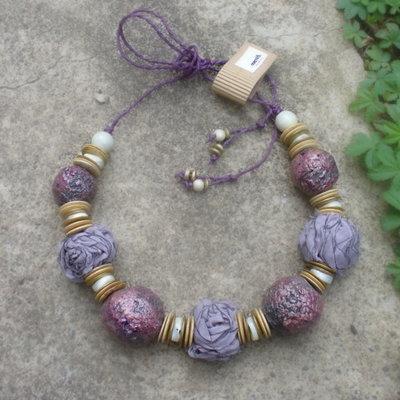 Collana ceramica raku - nB_Sbg3Rk