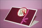 Cartolina Natale with love