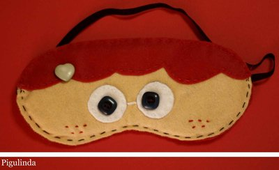 ( Laura ) Mascherina per dormire - Eye mask
