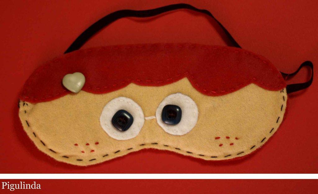 ( Laura ) Mascherina per dormire - Eye mask