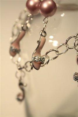 I LOVE SHOPPING - parure orecchini e bracciale
