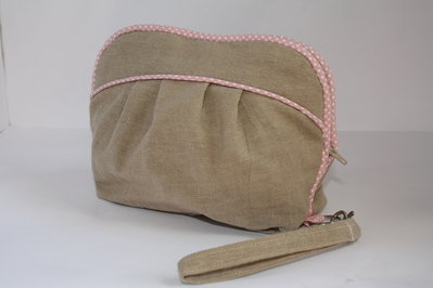 Sweeter than Candy - trousse rosa e beige