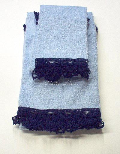Asciugamani di spugna
