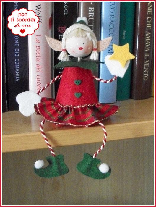 Elfa di Natale
