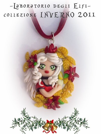 "Collana natale ""Jasmine Becket Griffith"""