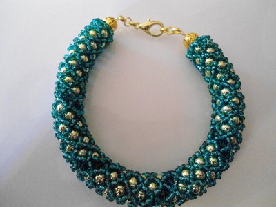 bracciale esmeralda