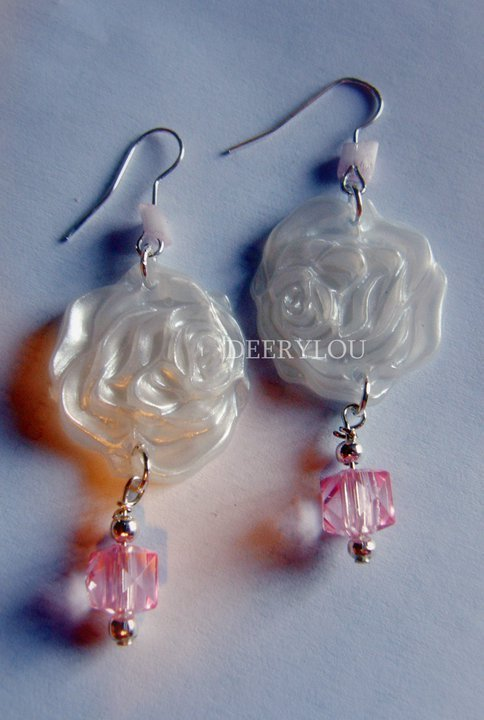 Orecchini Handmade_Earrings,Idea Regalo Natale
