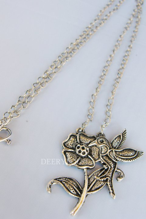 "Collana""Vintage"" Necklace,Handmade_Idea Regalo Natale"