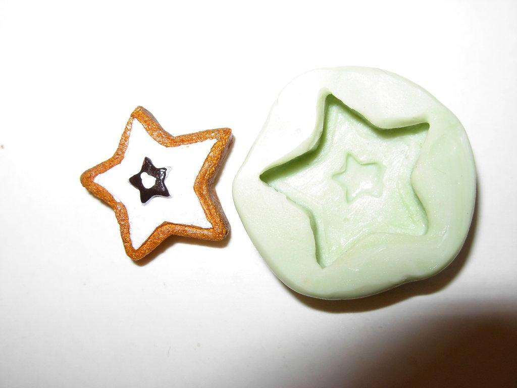stampo stella biscotto 2