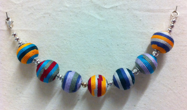 Bracciale multicolor