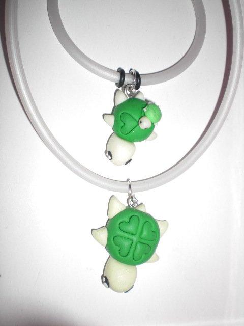 collana + bracciale con tartarughe idea regalo natale 2011