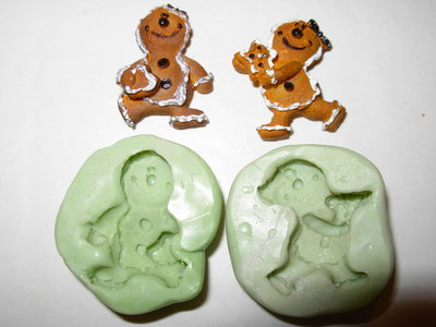 stampi  biscotti ginger
