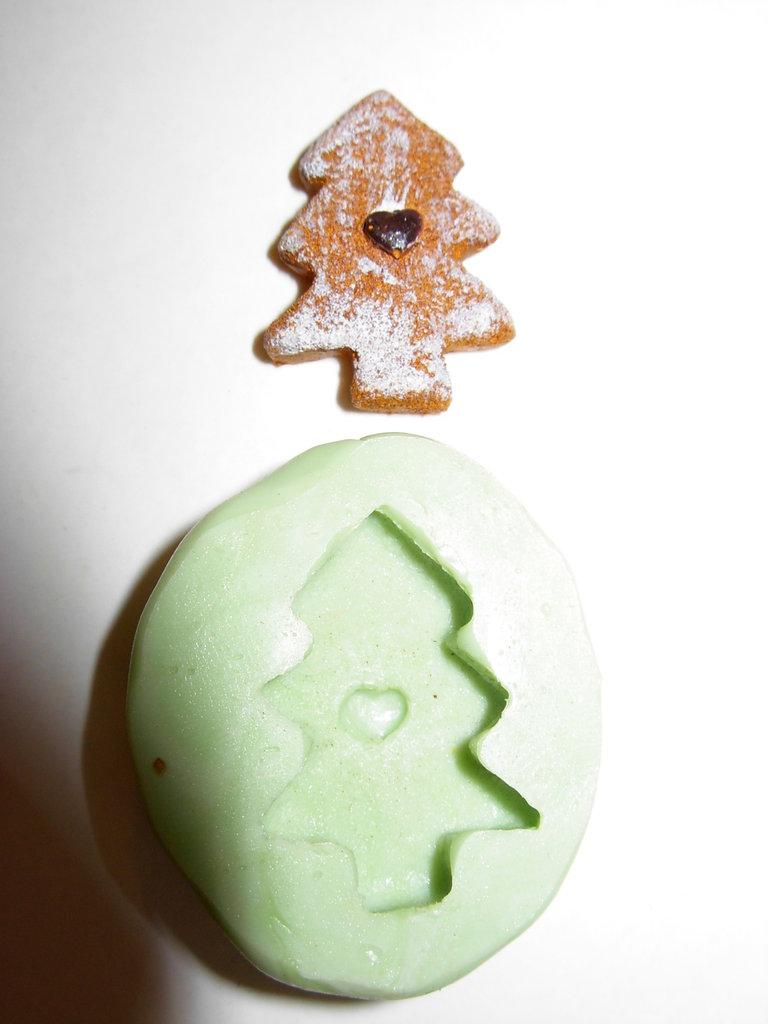 stampo biscottino albero di Natale 2