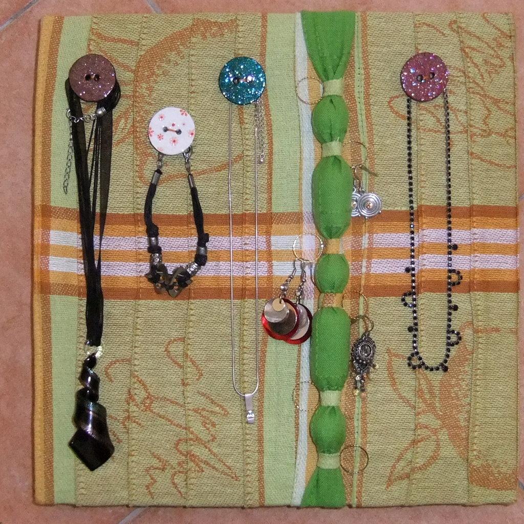 """Portagioielli """"Appendix Natur"""" per collane, braccialetti e orecchini"""
