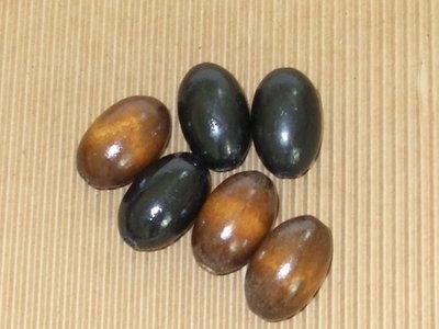 Lotto 9 perlone legno