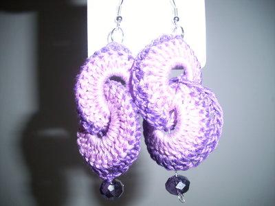 orecchini glicine