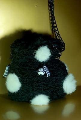 """Handbag """"Crudelia De Mon"""""""